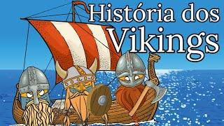 A História dos Vikings