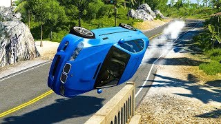 Extreme Crashes #99 - Beamng Drive