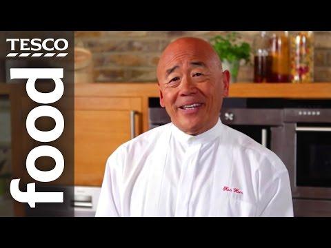 Ken Hom Shares His Top Chinese Food Ingredients   Tesco Food