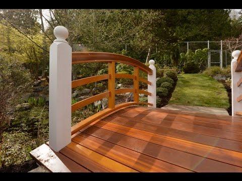 Woodworking, Curved Handrails, Samurai Carpenter