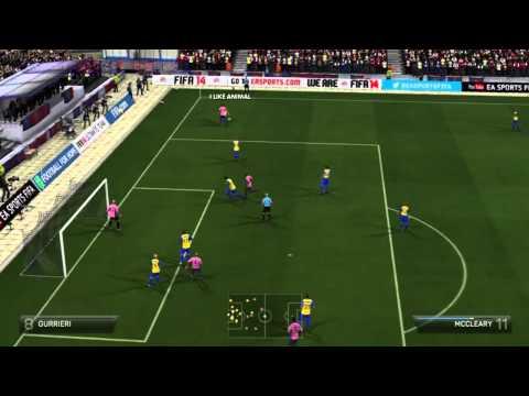 FUT Squad Builder - Jamaican Team | FIFA 14