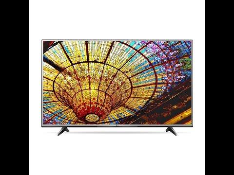 LG Electronics 65UH6150 65-Inch 4K Ultra HD Smart LED TV (2016 Model) Review