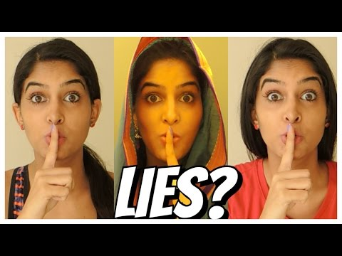 Things Indian Girls Lie About | #AnishaTalks