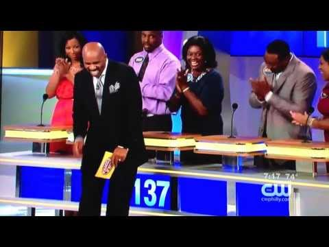 Family Feud - Give Me A Boy's Name That Starts With The Letter 'H'
