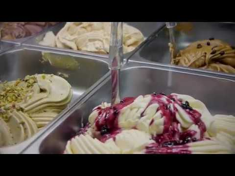 How is artisan Italian gelato made?