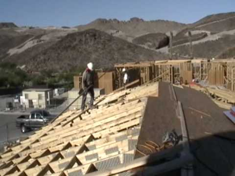 Building Process Video 23: Fascia and Roof Sheathing