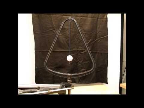 1D50.25 - Conical Pendulum