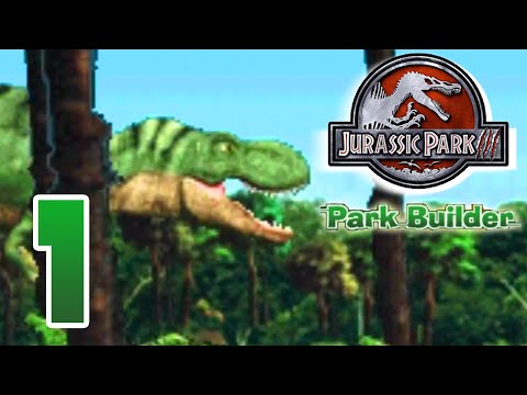 A Park Is Born || Jurassic Park - Park Builder (GBA)  [ Jurassic Park Month ]