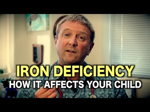Iron Deficiency & How It Affects Your Child | Pediatric Advice