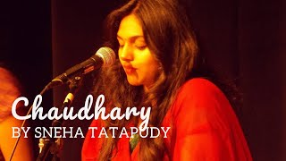 Chaudhary by Mame Khan - Cover