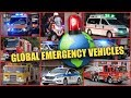 BEST OF | Emergency Vehicles Around The World!