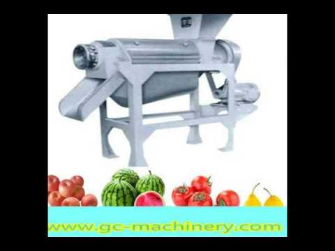SS304 factory price automatic pear juice making machine