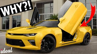 Dumb Mods That Will RUIN Your Car!