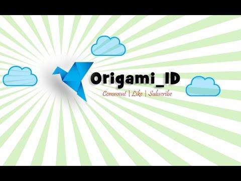 Origami Bird Tutorial - Easy Step