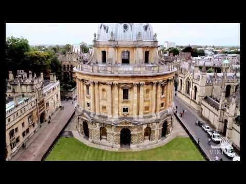 Visit Oxford University