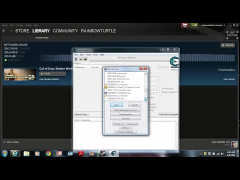 How To Make Steam Downloads Go Faster w/ Cheat Engine 6.3 HD