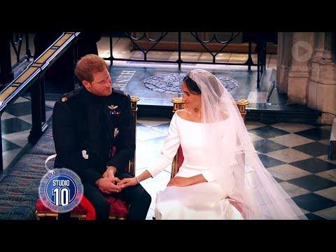 Prince Harry & Meghan Markle's Royal Wedding Highlights | Studio 10