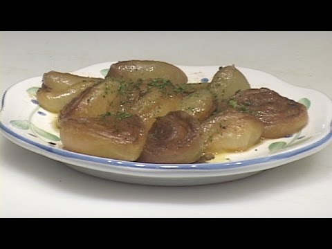 Thyme Roasted Onions