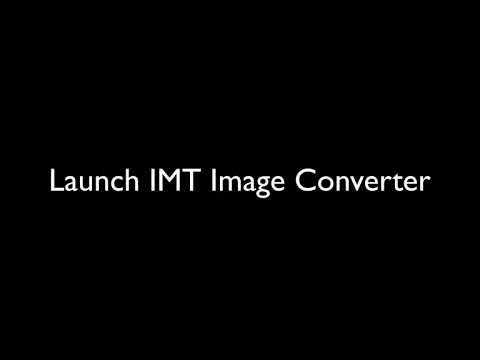 Resize Photo with IMT Image Converter for Mac