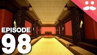 Hermitcraft 5: Episode 98 - MY NEW HOME IS FINISHED!