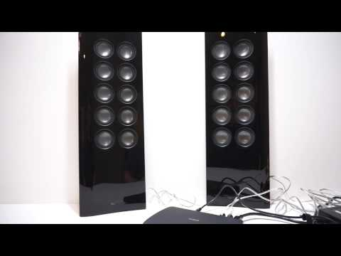 Opalum Flow.1010 Speaker Array Demo