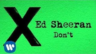 Ed Sheeran - Don