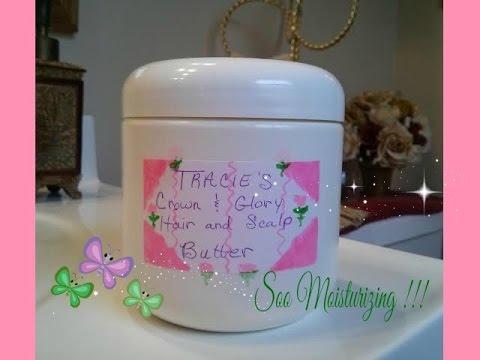 BEST Moisturizing Shea Butter Mixture For Natural Hair