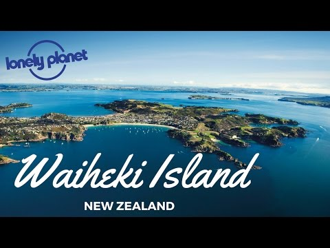 WAIHEKE ISLAND | LONELY PLANET TOP 5 | NEW ZEALAND TRAVEL