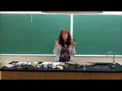 GY112 Sedimentary rock review MOV