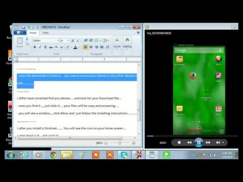 How to download free computer software from your phone or any mobile device