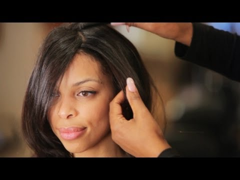 How to Attach Clip-In Hair Extensions | Black Hairstyles