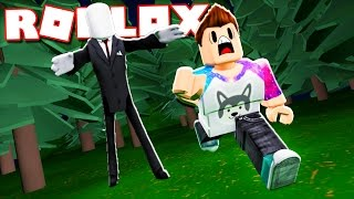 Roblox Adventures - ESCAPE FROM SLENDERMAN ROLEPLAY IN ROBLOX! (ObliviousHD Roleplay)