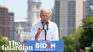 Biden calls for unity: 'Most important thing is to beat Trump'