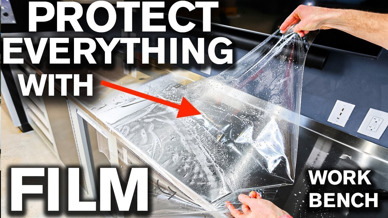 How to Protect Everything with Paint Protection Film: Garage Cabinets