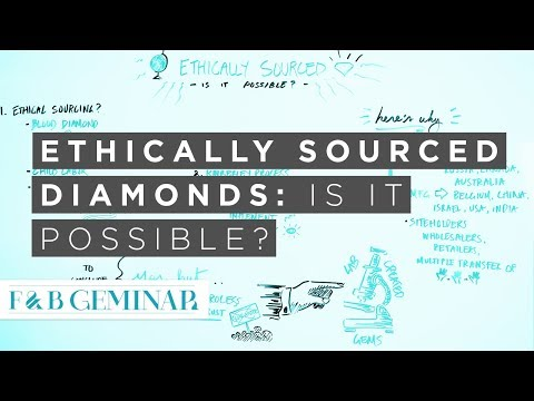 Ethically Sourced Diamonds: Is it Possible?