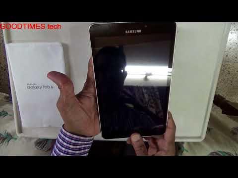 Samsung Tab A | 8