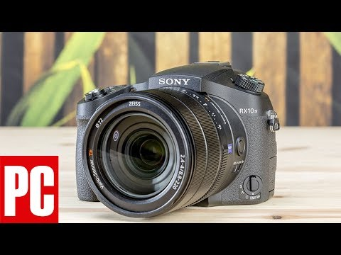 1 Cool Thing: Sony Cyber-shot DSC-RX10 IV