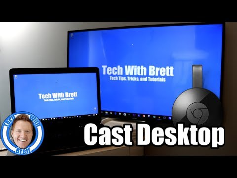 Mirror Your Computer to Your TV With Chromecast
