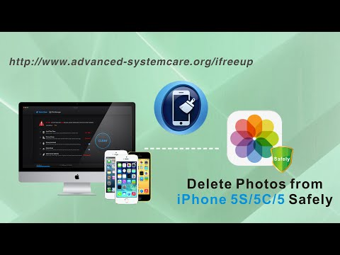 How to Erase/Delete Photos from iPhone 5S/5C/5 Safely & Permanently
