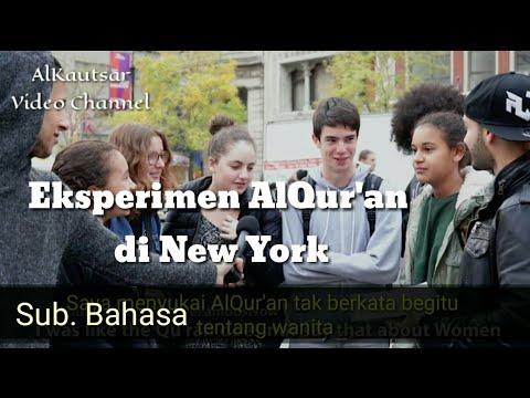 Eksperimen AlQur'an di Amerika