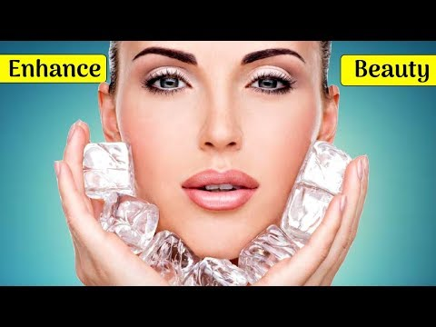 6 Surprising Ways Ice Cubes Can Enhance Your Beauty