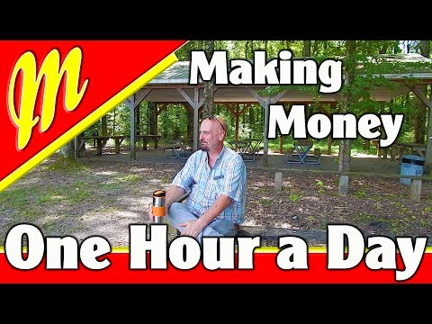 What do I do Everyday? My One Hour a Day Job! Growing our Business