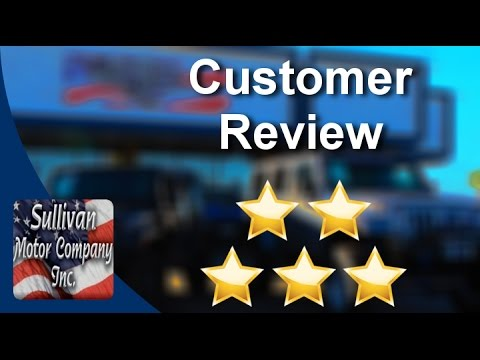 Sullivan Motor Company Mesa Excellent Five Star Review by Christina M.