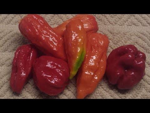 Homemade Hot Sauce - Fermented Pepper Relish