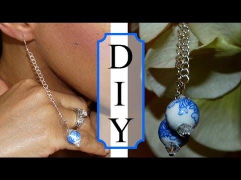 How to Make Dangle Earrings
