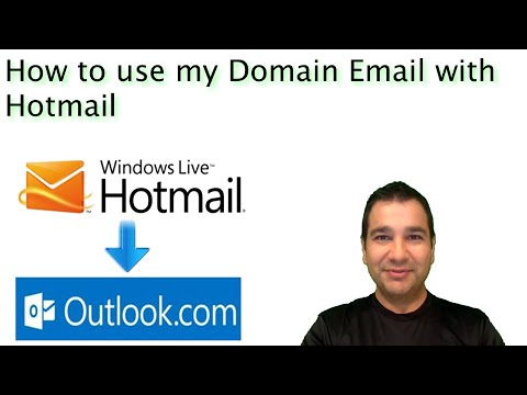 How to use my Domain Email with Hotmail - Wanna Easily Configure it? Stop Struggling Now