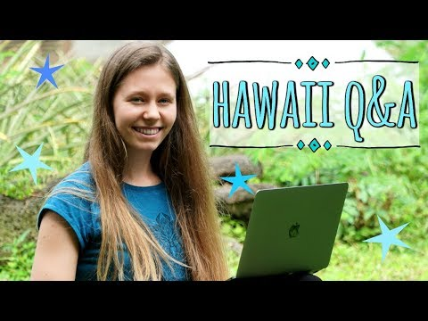 Why I moved to HAWAII? Am I VEGAN? 🌴 Living in Hawaii Q&A