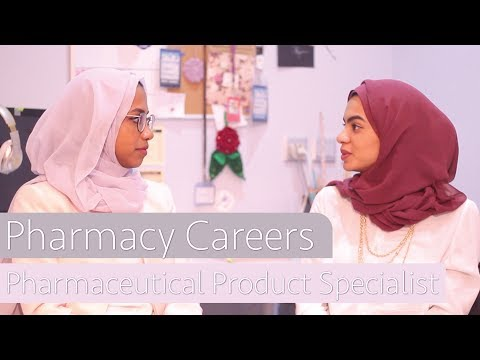 Pharmacy Careers: Pharmaceutical Product Specialist