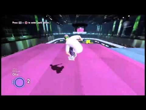 HOW TO DO A BACKFLIP/FRONTFLIP ON FLAT GROUND SKATE 3