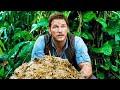 Jurassic World Deleted Scene Dino Poop 2015 Chris Pratt Dino